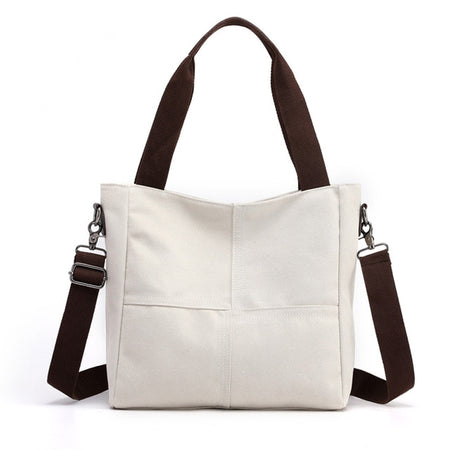 Canvas Handbags With Large Capacity - GiftWorldStyle - Luxury Jewelry and Accessories