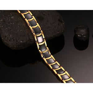 Tungsten Magnetic Therapy Bracelet - GiftWorldStyle - Luxury Jewelry and Accessories