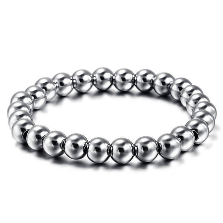 316L Stainless Steel Biker Bracelet - GiftWorldStyle - Luxury Jewelry and Accessories