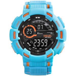 Sport Watches Camouflage Watch Men  50m Waterproof Top S Shock Watch Men LED Digital Wristwatches Military