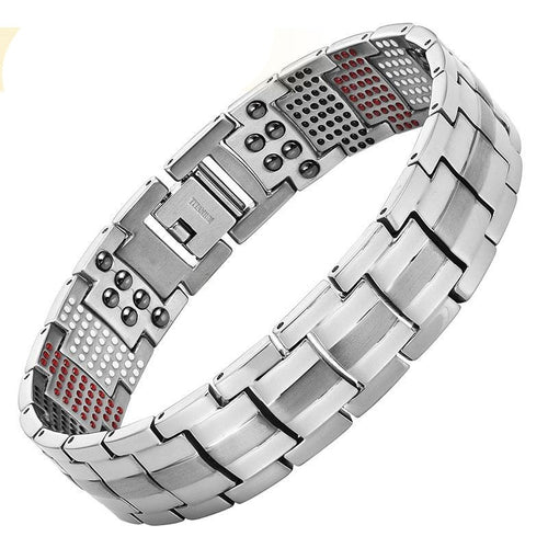 Magnetic Ion Germanium Far Infrared Bracelets