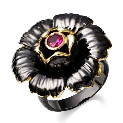 Vintage Blossom Flower Ring For Women - GiftWorldStyle - Luxury Jewelry and Accessories