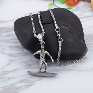 Sporty Lovers Fitness Necklace - GiftWorldStyle - Luxury Jewelry and Accessories