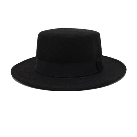 Fedoras Wide Brim Wool Hat - GiftWorldStyle - Luxury Jewelry and Accessories
