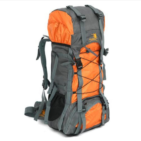 60L Hiking Backpack Rucksack Climbing Bags Travel Nylon Waterproof Mountaineering Trekking Sport Camping Bag - GiftWorldStyle - Luxury Jewelry and Accessories