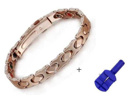 Magnetic Tungsten Negative Ion Bracelet