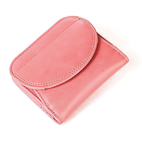 Women Wallets Genuine Leather Female Small Wallet Purse Mini Coin Purse