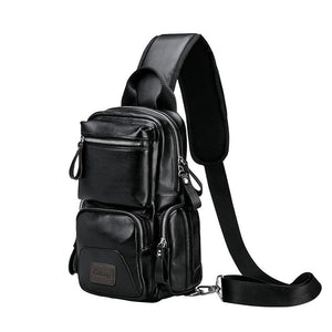 Sling Bag Water Resistant - Personal Pocket Bag
