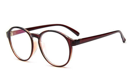 Women Big Glasses Frame Spectacle  Optical Computer Reading Eyeglasses