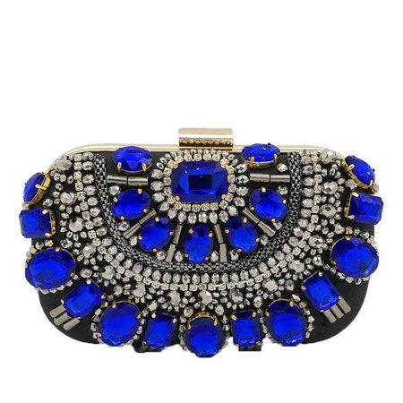 Women Handbags Crystal Purse With Beading And Appliques - GiftWorldStyle - Luxury Jewelry and Accessories
