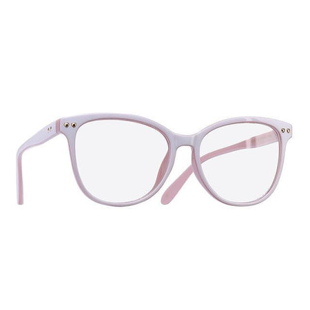 Women Plain Glasses Eyeglasses Frame Classic Vintage Reading Optical Clear Lens - GiftWorldStyle - Luxury Jewelry and Accessories