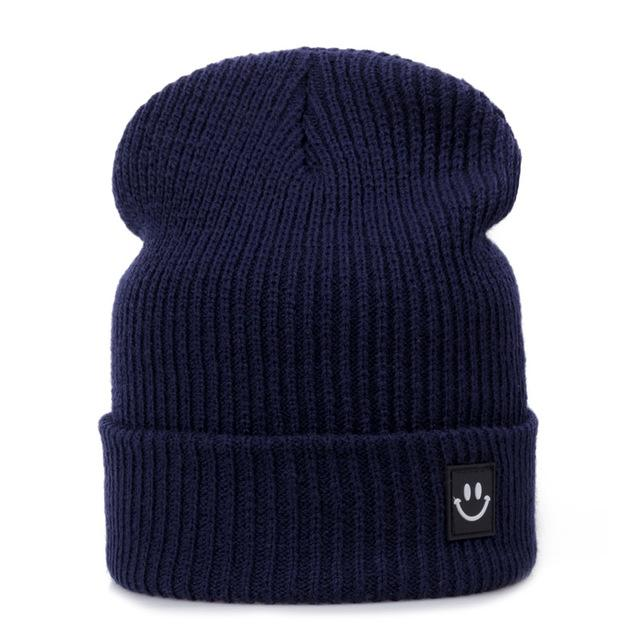 Women Winter Hat Cap Cotton Cartoon For Boys Girls Brand Warm Beanie Hat - GiftWorldStyle - Luxury Jewelry and Accessories