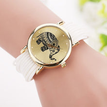 Colourful Elephant Watch
