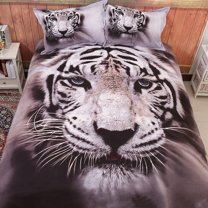 Tiger Bedding Set (3D Print)
