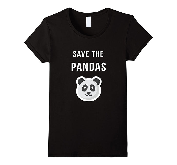 Save The Pandas Shirt for Women