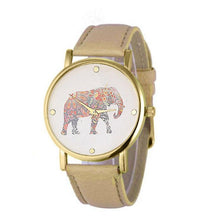 Adorable Elephant Watch