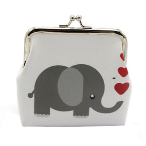 Sweet Elephant Coin Purse