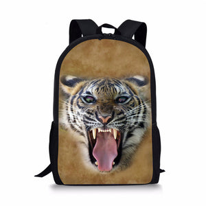 Unique Animal Print Backpack