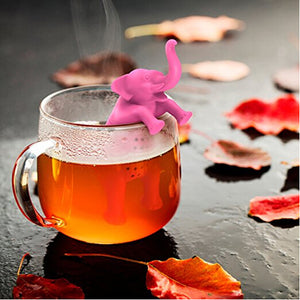 Super Cute Elephant Tea Strainer
