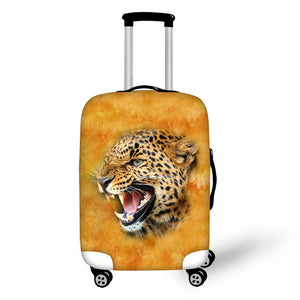 Endangered Animals Suitcase