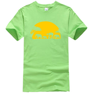 Walking Elephants Shirt