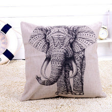 Amazon Rhinoceros Cushion (45*45cm)