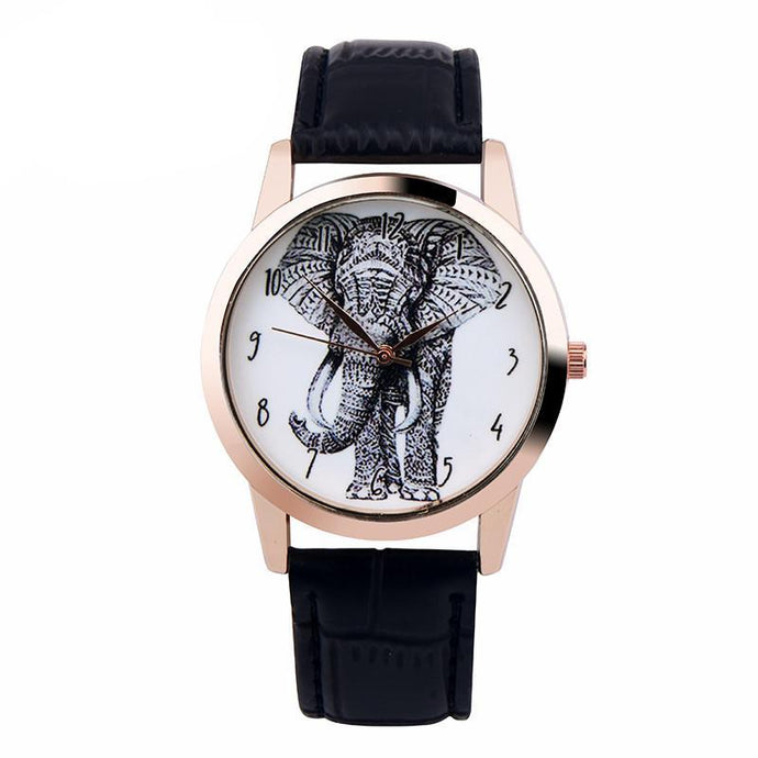 Charming Elephant Watch