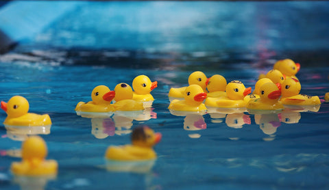 Rubber-yellow-duck-for-bath