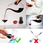 Magic Magnetic Glass Scrubber