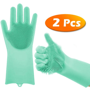 Magic Saksak Scrubber Gloves