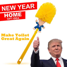 Load image into Gallery viewer, Donald Trump Toilet Brush