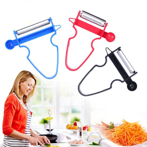 Magic Vegetable Peelers Set of 3