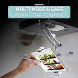 Desktop And Wall Free Adjustable Device Holder