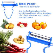 Load image into Gallery viewer, Magic Vegetable Peelers Set of 3