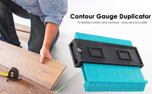 Load image into Gallery viewer, Contour Gauge Duplicator Woodworking Tool