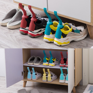 Portable Handled Lazy Wear Shoe Helper