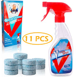 Multi Effervescent Spray Cleaner Set