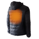 Nomad Mens 5 Zone Heated Jacket