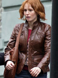 88 Minutes Alicia Witt Movie Leather Jacket