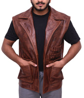 Allan Quatermain League Extraordinary Gentlemen Vest