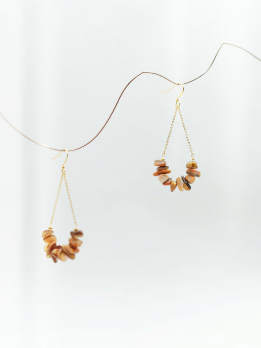Jazmín earrings