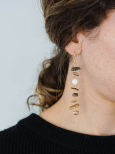 Jaspe earrings