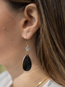 Waröpö drop earrings