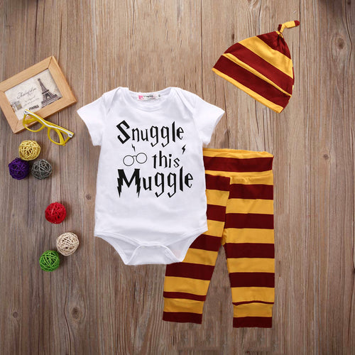 Snuggle This Muggle Set - Addy's Attic