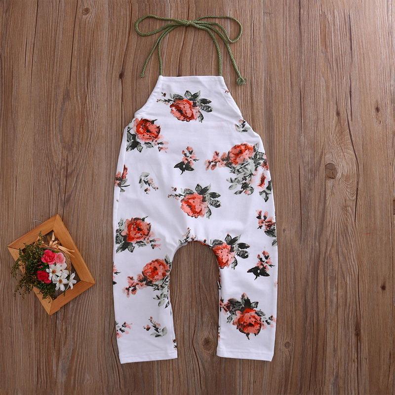 Floral Fashionista Jumpsuit - Addy's Attic