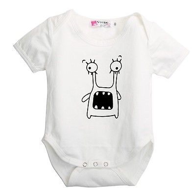 Lil' Monster Onesie - Addy's Attic