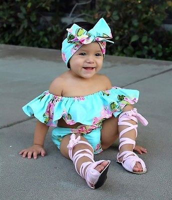 Forever Floral 2-Piece Swimsuit - Addy's Attic