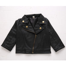Hip and Hyper Faux Leather Jacket - Addy's Attic