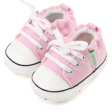 Colorful Canvas Shoes - Addy's Attic