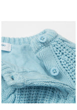 Cable Keeper Knit Sweater - Addy's Attic